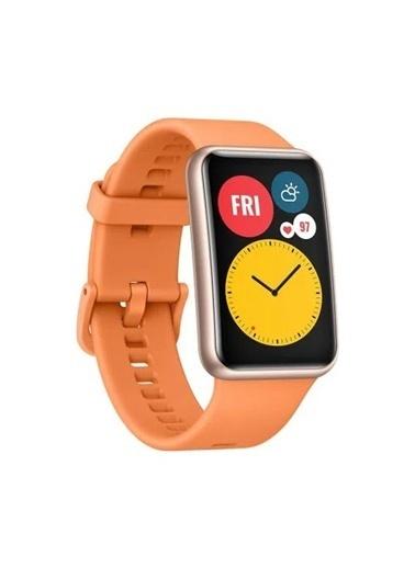 Huawei Huawei Watch Fit Akıllı Saat – Turuncu Oranj